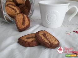 Biscotti cioccograno fatti in casa