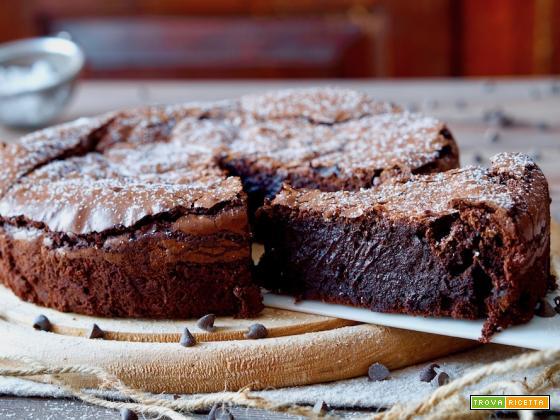 Torta Delizia al Cioccolato