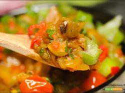 Baingan Bharta – curry di melanzane indiano