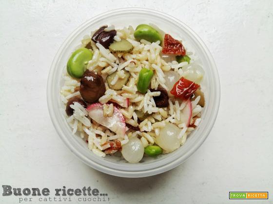 Insalata di riso, trucchi, consigli e idee