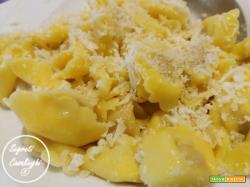 tortellini ricotta burro formaggio