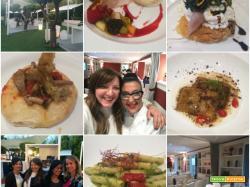 In corsa tra le eccellenze culinarie con APCI-Giro d'Italia 2018: Pancakes con mousse alle ciliege