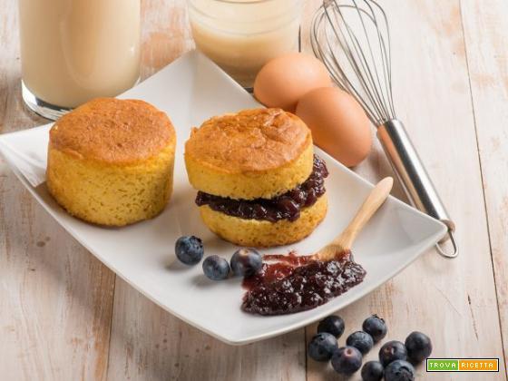 Prepariamo un goloso tortino al latte di avena senza glutine!