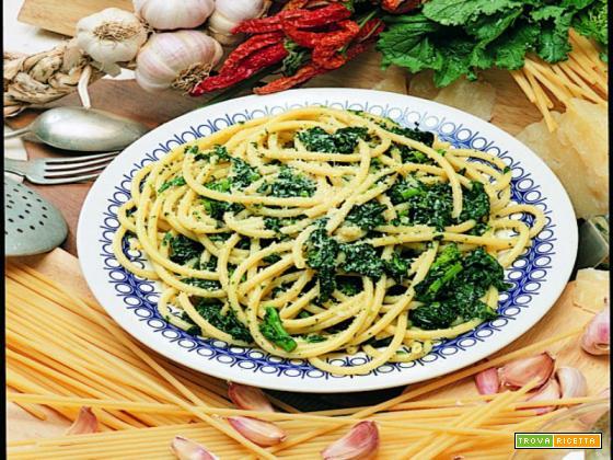 Spaghetti sfiziosi