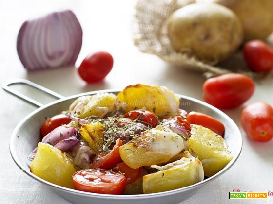 Patate vastase ricetta siciliana