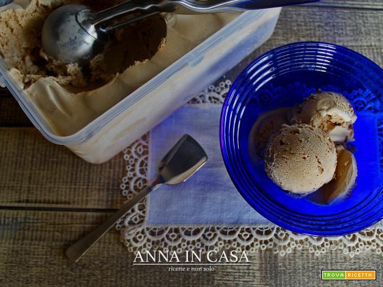 Gelato al caffè simil coppa del nonno - senza gelatiera
