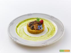 quinoa allo zafferano