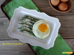 Asparagi alla Bismark ricetta facile