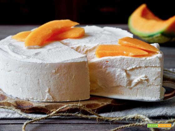 Torta Gelato al Melone