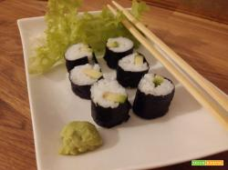 Sushi ricetta per cuocere il riso