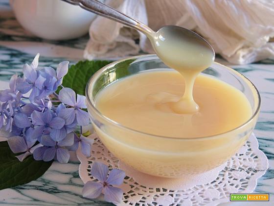 Latte Condensato ricetta facile