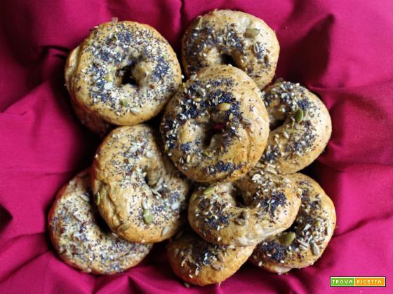 Come fare i bagel autentici di New York