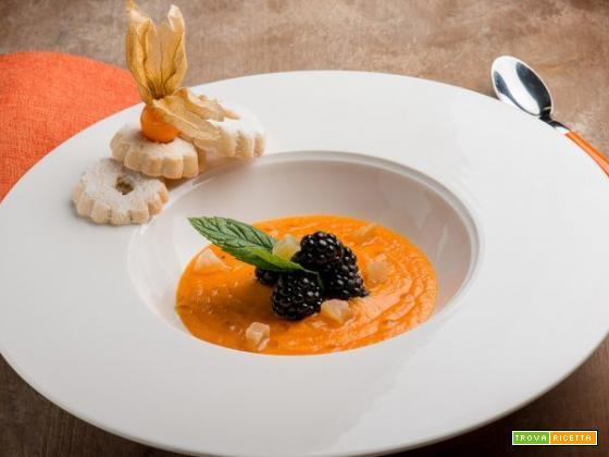 Crema di papaya e zenzero: un trionfo di gusto e salute