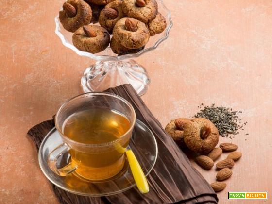 Biscotti alle mandorle senza glutine e lievito