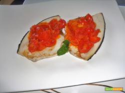 Ricetta – Pesce spada con pomodorini e zafferano