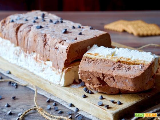 Semifreddo Panna e Cioccolato