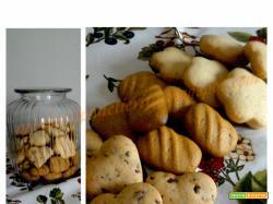 Biscotti di frolla l'olio