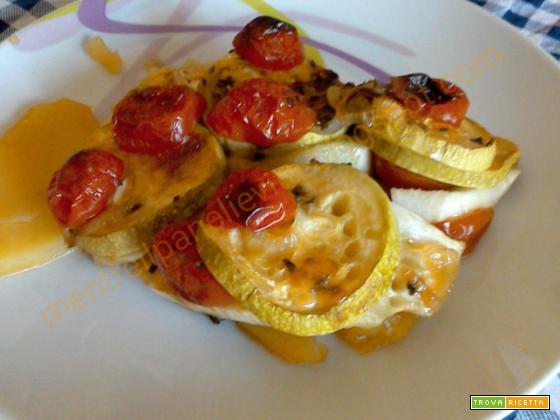 Verdure alla siciliana