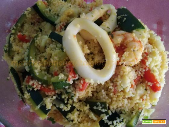 Cous cous orto mare