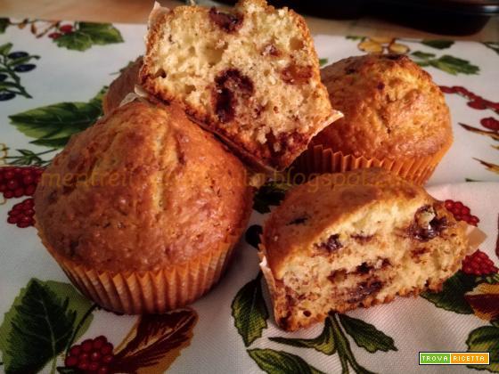 Muffin cocco-yogurt