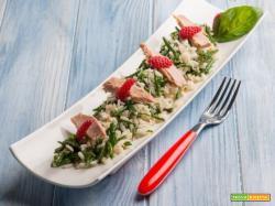 Insalata di riso pilaf con tonno e salicornia: l'avete mai assaggiata?