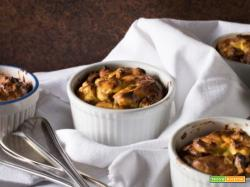 Sformatini di ricotta e fave: le delicate monoporzioni da gustare al cucchiaio
