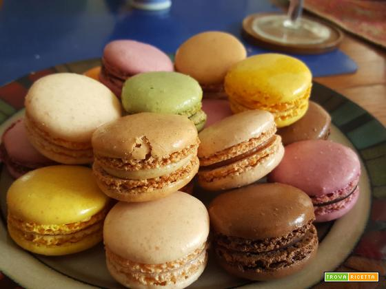 Macaron : Ricetta per farli in casa