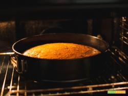 Pan di Spagna   Ricetta base della pasticceria. Semplice e veloce da realizzare