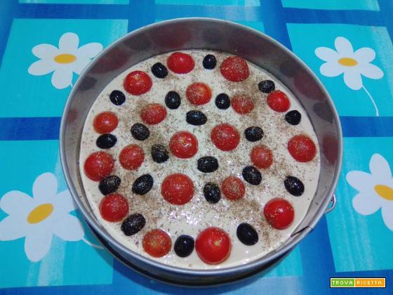 Pizza rustica casalinga | Ricetta facile e pratica per serate