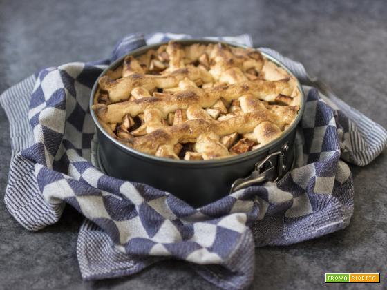 Torta di mele  un classico dessert semplice e veloce
