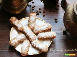 Pavesini alla nutella e caffe'