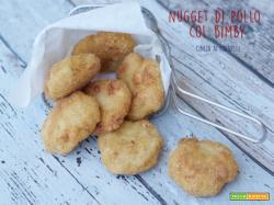 Nugget di pollo col Bimby