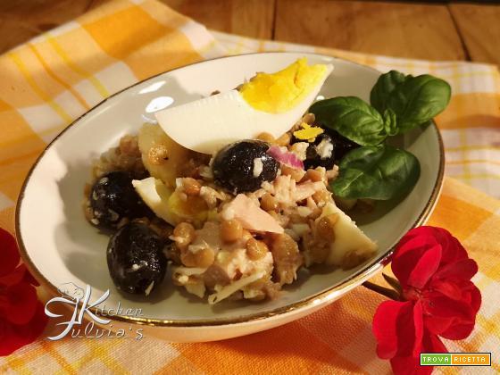 tonno e uova sode dieta