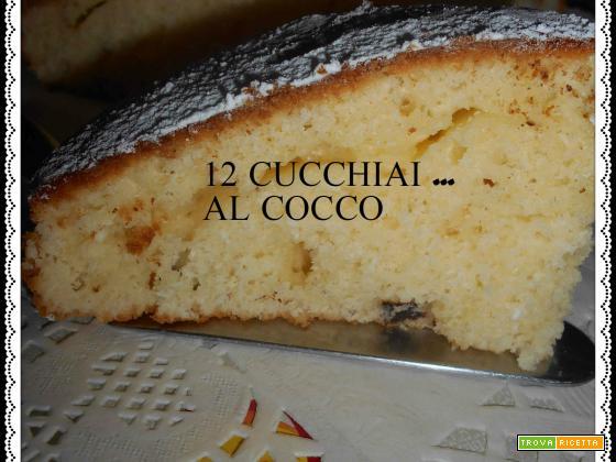 12 CUCCHIAI... AL COCCO