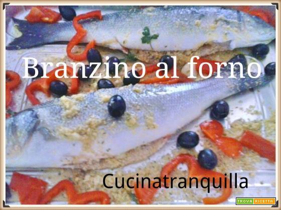 BRANZINO AL FORNO