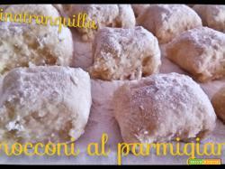 Gnocconi al parmigiano