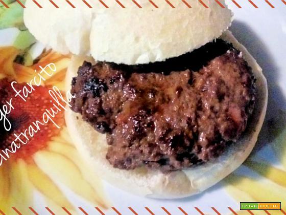 Hamburger farciti