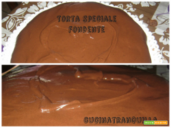 TORTA SPECIALE FONDENTE