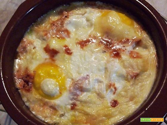 Uovo al forno