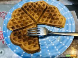 Waffle con il CuCo Moulinex