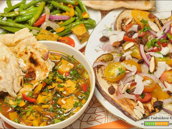 Pranzo Italo-Indo-Cinese di tanti sapori