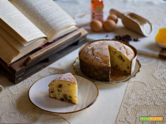 Panettone Marietta, la ricetta per la Notte Bianca del Cibo Italiano