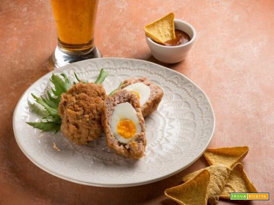 Uova alla scozzese: una ricetta sfiziosissima!