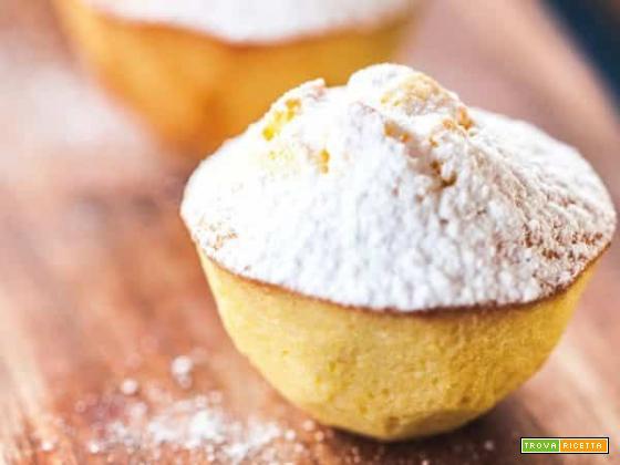 Muffin al cocco: una gustosa idea per la colazione!