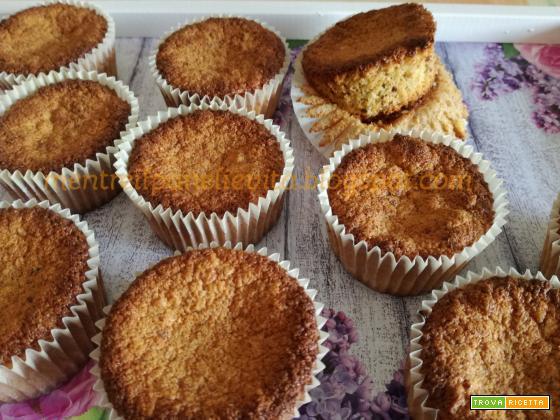 Tortine di nocciole senza glutine
