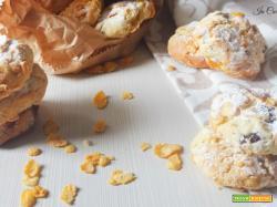 Rose del deserto – biscotti ai corn flakes