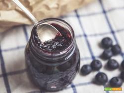 Composta di mirtilli: un frullato di vitamine e antiossidanti