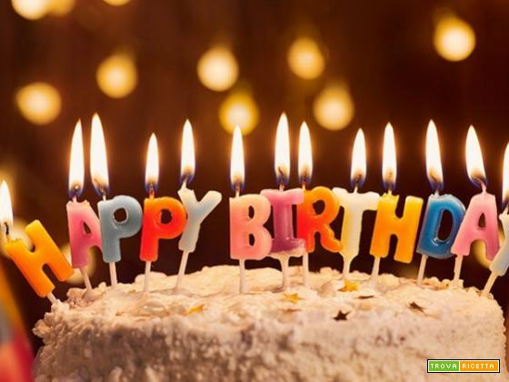 Alla ricerca delle migliori ricette di torte di compleanno!