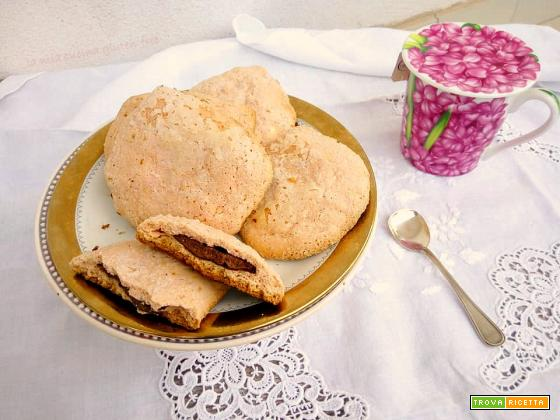 Biscotti con alchermes senza glutine