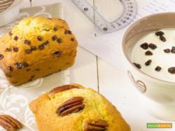 Plumcake, yogurt e succo alla fragola: colazione per lo studente